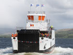 MV Lochinvar is launched, 22nd May 2013